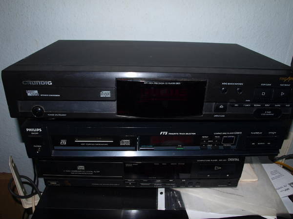 Kleinanzeigen CD Player Philips CD 824 Grundig FineArts CD - Bild 5 von Bild 7