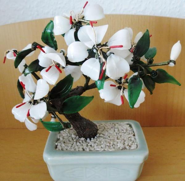 Chinesische edle dekorative pflanze aus glas eur 30 00 for Edle dekoartikel