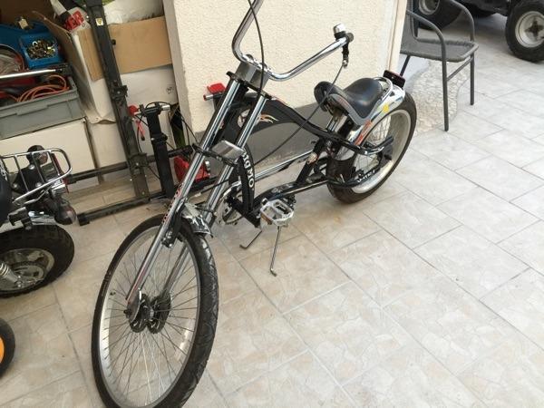 chopper bike kaufen gebraucht und g nstig. Black Bedroom Furniture Sets. Home Design Ideas