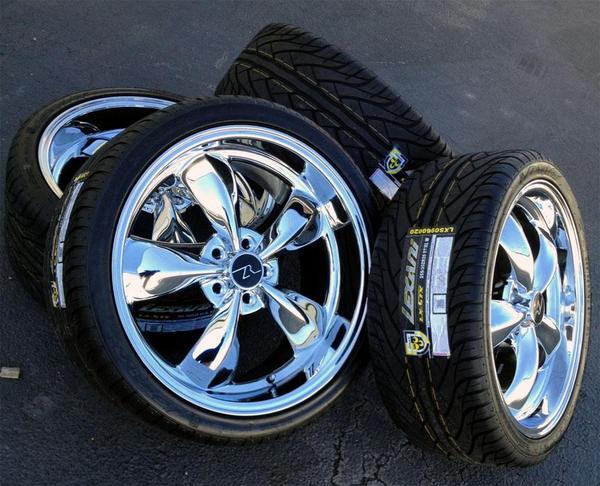 chrome mustang bullitt wheels 20x8 5 10 39 20 zoll. Black Bedroom Furniture Sets. Home Design Ideas