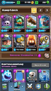 how to delete clash royale account on iphone