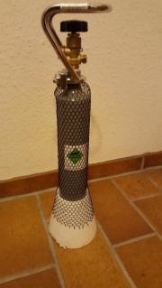 CO2 Mehrweg-Vorratsflasche