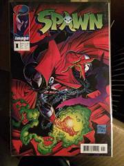 Comics Spawn 1-