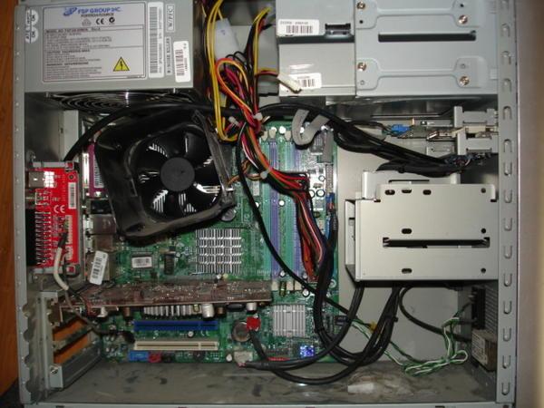 computer teile aus medion titanium md 8383 xl system in. Black Bedroom Furniture Sets. Home Design Ideas
