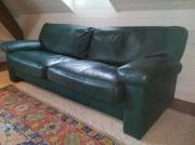 Couch aus Ledern