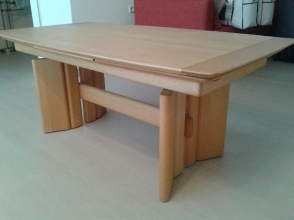 tisch ausziebar neu und gebraucht kaufen bei. Black Bedroom Furniture Sets. Home Design Ideas
