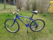 CUBE Mauntainbike Blau/
