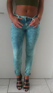 Damen Jeans Hose