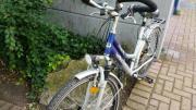 Damen Mädchen Fahrrad