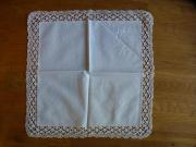 Damen Stoff Taschentuch