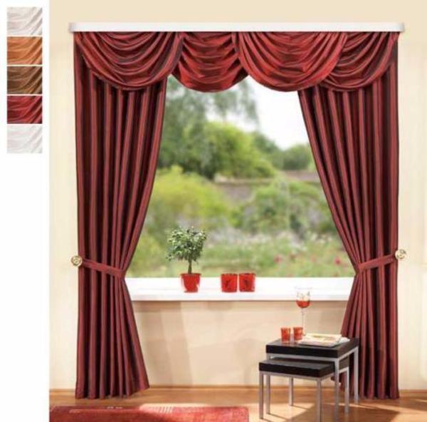 schals gardinen neu und gebraucht kaufen bei. Black Bedroom Furniture Sets. Home Design Ideas