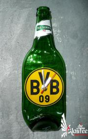 Deko Wanduhr-BVB