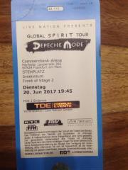 Depeche Mode global