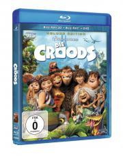 Die Croods DVD