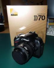 Digitale Spiegelreflexkamera Nikon