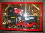 Diorama Ferrari - Mini