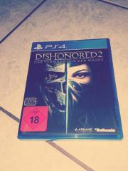 dishonored 2 ps