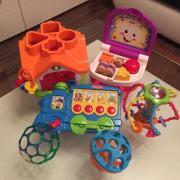 Diverse Spielsachen