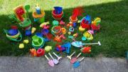 Diverses Sandspielzeug