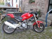 DUCATI MONSTER 600,