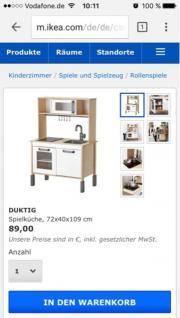 Duktig Ikea Spielküche
