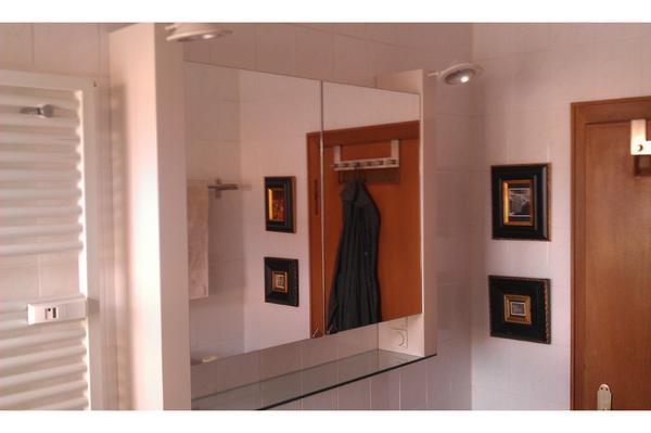 Duscholux Spiegelschrank zweitürig weiß in Frankfurt   Bad