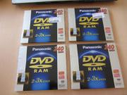DVD-RAM Panasonic.