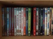 DVD Sammlung Auflösung