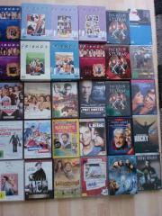 DVD-Sammlung wird