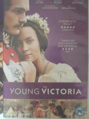 DVD: Young Victoria