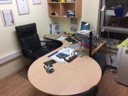 Eck Schreibtisch