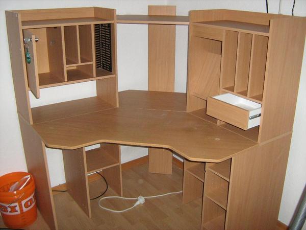 eck schreibtisch nur 20 euro eck schreibtisch von ecke bis. Black Bedroom Furniture Sets. Home Design Ideas