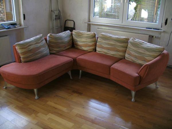 eckcouch von segm ller m belwerkstatt in hofheim polster sessel couch kaufen und verkaufen. Black Bedroom Furniture Sets. Home Design Ideas