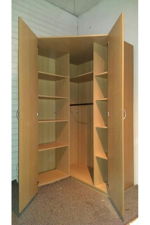 schrank eckschrank neu und gebraucht kaufen bei. Black Bedroom Furniture Sets. Home Design Ideas