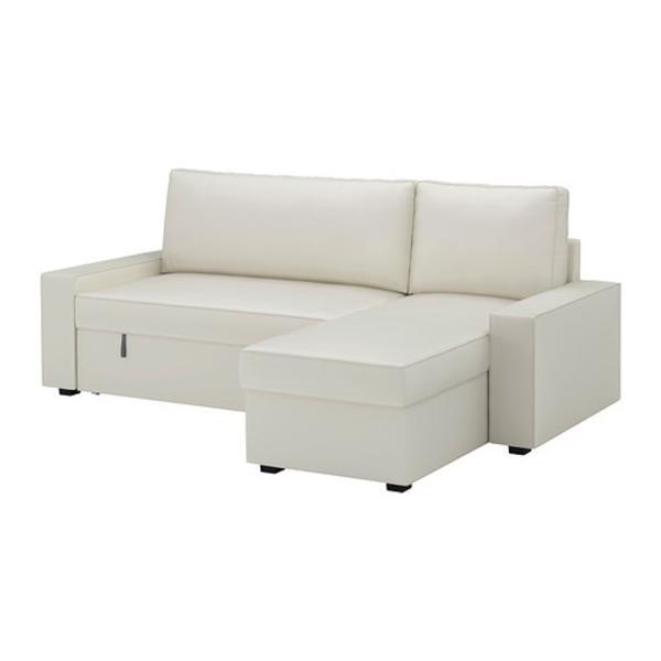 ecksofa schlafsofa sofa l form vilasund ikea in mannheim ikea m bel kaufen und verkaufen ber. Black Bedroom Furniture Sets. Home Design Ideas