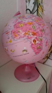 Ein Globus zu