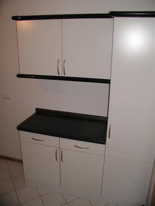 einbauk che incl elektroger te. Black Bedroom Furniture Sets. Home Design Ideas