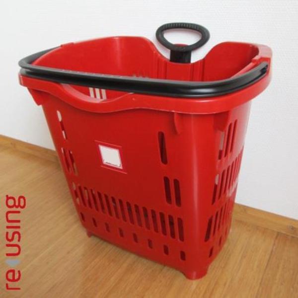einkaufskorb fahrbar einkaufsk rbe shoptrolley in. Black Bedroom Furniture Sets. Home Design Ideas