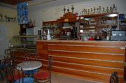 Eiscafe-Einrichtung wegen