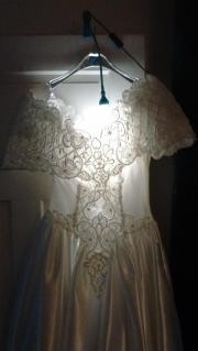 Elegantes Brautkleid vintage