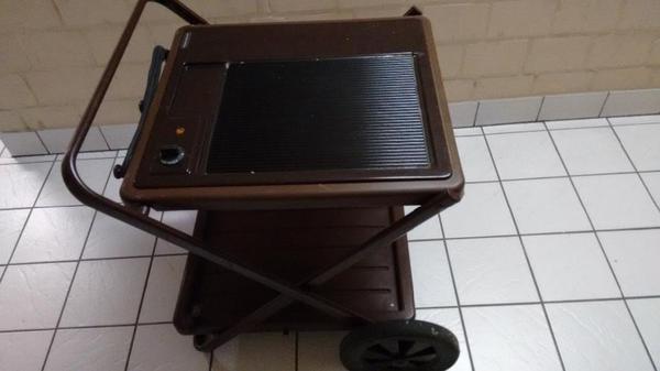 elektro grillwagen k ppersbusch ceran in dortmund sonstiges f r den garten balkon terrasse. Black Bedroom Furniture Sets. Home Design Ideas