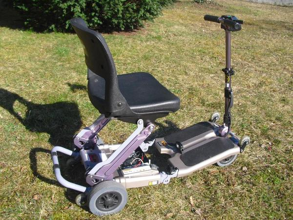 elektro scooter luggie faltbar in thalmassing. Black Bedroom Furniture Sets. Home Design Ideas