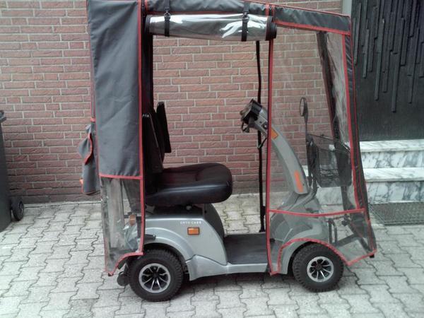 elektromobil f r senioren dach abnehmbar in korschenbroich. Black Bedroom Furniture Sets. Home Design Ideas