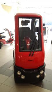 Elektromobil , Kabinenfahrzeug