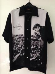 Elvis stady Hemd