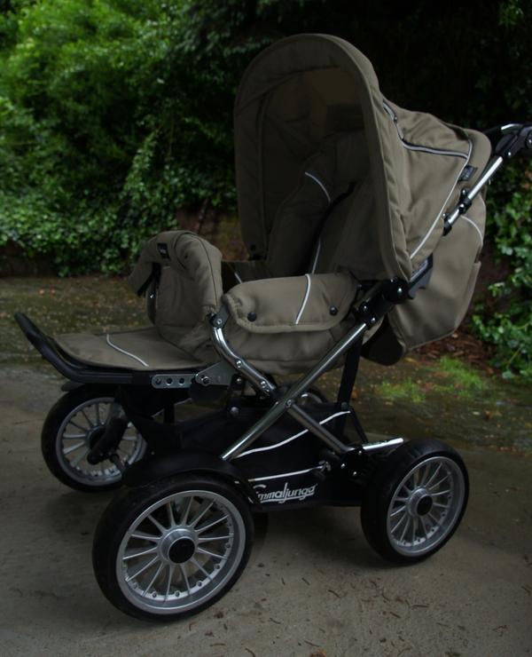 emmaljunga scooter 2 0 beige mei en buggys sportwagen kaufen und verkaufen ber private. Black Bedroom Furniture Sets. Home Design Ideas