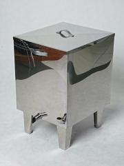 Entdecklungswachsschmelzer gas Table