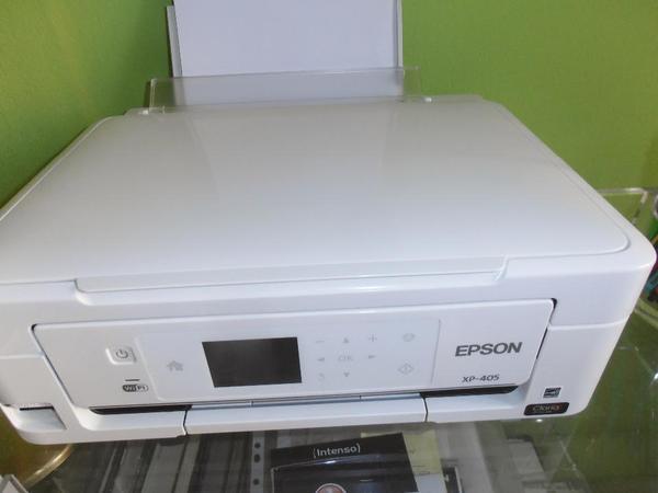 epson xp 405 multifunktionsdrucker drucken scannen kopieren wei reparaturbed rftig f r. Black Bedroom Furniture Sets. Home Design Ideas