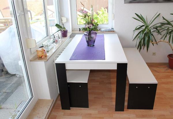 tisch bank neu und gebraucht kaufen bei. Black Bedroom Furniture Sets. Home Design Ideas