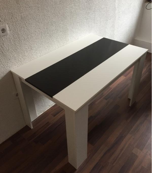 esstisch stuhle weiss kaufen gebraucht und g nstig. Black Bedroom Furniture Sets. Home Design Ideas